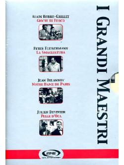 Grandi Maestri (I) 03 (4 Dvd)