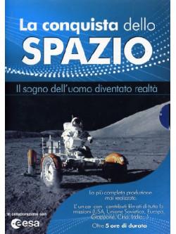 Conquista Dello Spazio (La) (4 Dvd+Booklet)