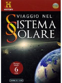 Viaggio Nel Sistema Solare (4 Dvd+Booklet)