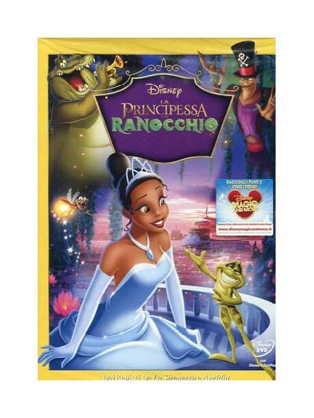 Principessa E Il Ranocchio (La)