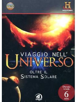 Viaggio Nell'Universo - Oltre Il Sistema Solare (4 Dvd)