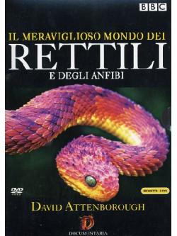 Meraviglioso Mondo Dei Rettili E Degli Anfibi (Il) (3 Dvd)