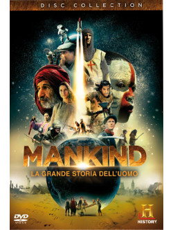 Mankind - La Grande Storia Dell'Uomo (4 Dvd)