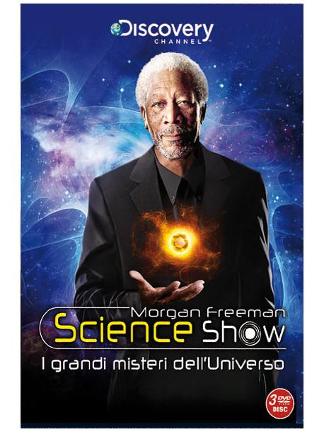 Morgan Freeman - I Grandi Misteri Dell'Universo (3 Dvd)
