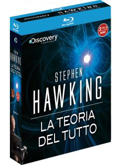 Stephen Hawking - La Teoria Del Tutto (3 Blu-Ray)