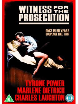 Witness For The Prosecution [Edizione: Regno Unito]