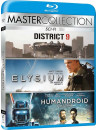 Sci-Fi Master Collection (3 Blu-Ray)