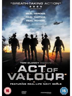 Act Of Valour [Edizione: Regno Unito]