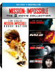 Mission Impossible - 5 Movie Collection (5 Blu-Ray)