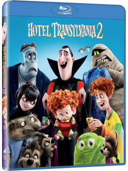 Hotel Transylvania 2 (Blu-Ray+Dvd)