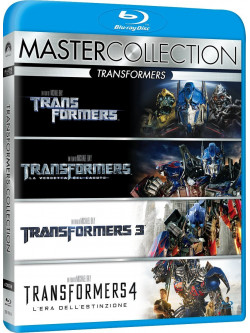 Transformers - Quadrilogia (5 Blu-Ray) New Edition
