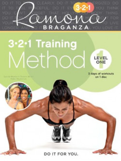 Ramona Braganza - 3-2-1 Training Method [Edizione: Regno Unito]