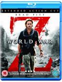 World War Z - Extended Action Cut [Edizione: Regno Unito]