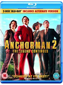 Anchorman 2 [Edizione: Regno Unito]