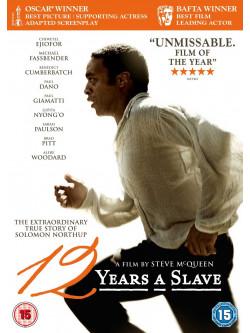 12 Years A Slave [Edizione: Regno Unito]