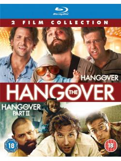 Hangover 1 & 2 (The) (2 Blu-Ray) [Edizione: Regno Unito]