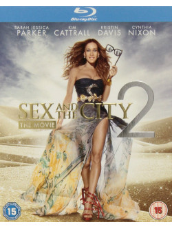 Sex & The City 2 (2 Blu-Ray) [Edizione: Regno Unito]