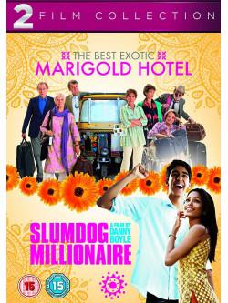 Best Exotic Marigold Hotel / Slumdog Millionaire (2 Dvd) [Edizione: Regno Unito]