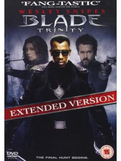 Blade Trinity [2 Disc] Extended Version (2 Dvd) [Edizione: Regno Unito]