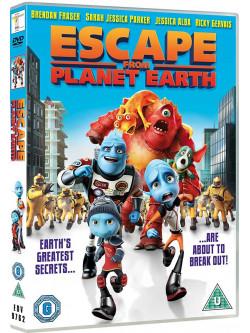 Escape From Planet Earth (2 Dvd) [Edizione: Regno Unito]