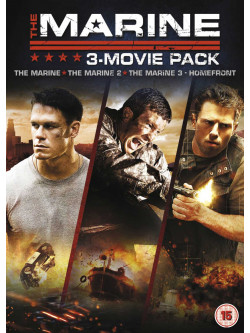 Marine 1-3 (The) (3 Dvd) [Edizione: Regno Unito]