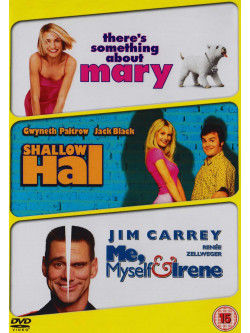 There's Something About Mary / Shallow Hal / Me, Myself & Irene (3 Dvd) [Edizione: Regno Unito]