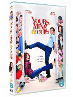 Yours .  Mine And Ours [Edizione: Regno Unito]