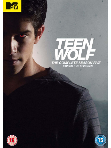 Teen Wolf: The Complete Season Five [Edizione: Regno Unito]