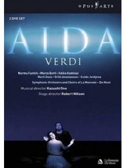 Aida (2 Dvd)