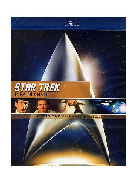 Star Trek 2 - L'Ira Di Khan (Edizione Rimasterizzata)