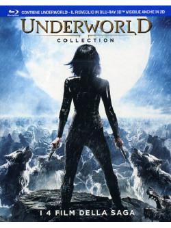 Underworld Collection (3D) (3 Blu-Ray+Blu Ray 3D)