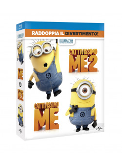 Cattivissimo Me Collection (2 Blu-Ray)