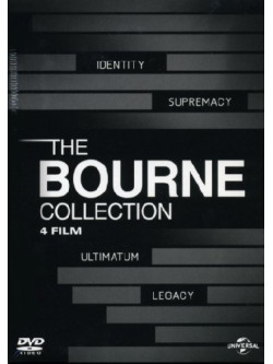 Bourne Collection (The) (4 Dvd)