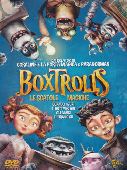 Boxtrolls (The) - Le Scatole Magiche