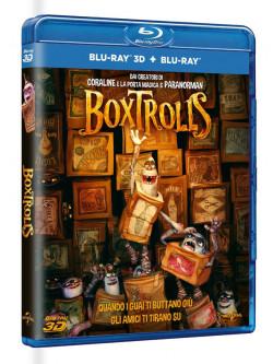 Boxtrolls (The) - Le Scatole Magiche (3D) (Blu-Ray+Blu-Ray 3D)