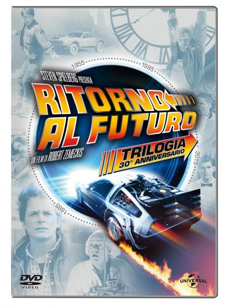 Ritorno Al Futuro - La Trilogia (30th Anniversary Edition) (4 Dvd)