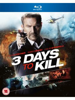 3 Days To Kill [Edizione: Regno Unito]