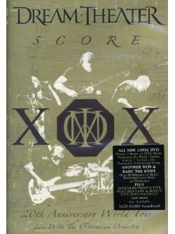 Dream Theater - Score (2 Dvd)