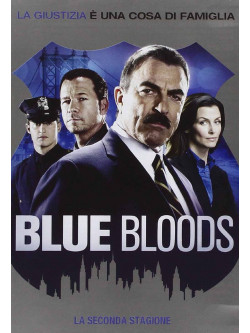 Blue Bloods - Stagione 02 (6 Dvd)