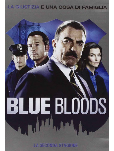 Blue Bloods - Stagione 02 (6 Dvd)