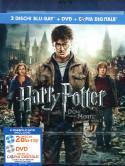 Harry Potter E I Doni Della Morte - Parte 02 (2 Blu-Ray+Dvd+Copia Digitale)
