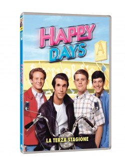 Happy Days - Stagione 03 (4 Dvd)