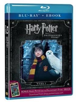 Harry Potter E La Pietra Filosofale (Blu-Ray+E-Book)