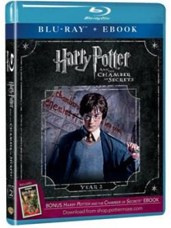 Harry Potter E La Camera Dei Segreti (Blu-Ray+E-Book)