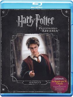 Harry Potter E Il Prigioniero Di Azkaban (Blu-Ray+E-Book)