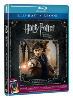 Harry Potter E I Doni Della Morte - Parte 02 (Blu-Ray+E-Book)
