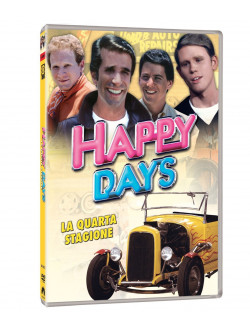 Happy Days - Stagione 04 (3 Dvd)