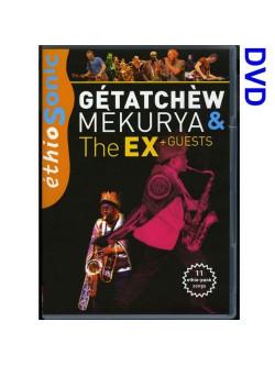 Mekurya Getatchew, The Ex - 11 (ethio - Punk) Songs