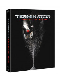 Terminator - Complete Collection (5 Blu-Ray)