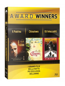 Padrino (Il) / Chinatown / Intoccabili (Gli) - Oscar Collection (3 Blu-Ray)